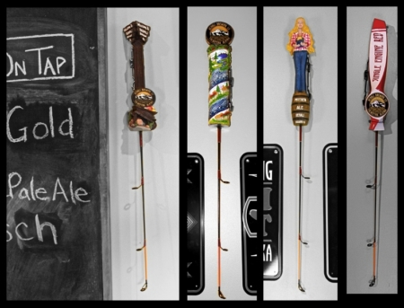 Tap Handle Fishing Pole