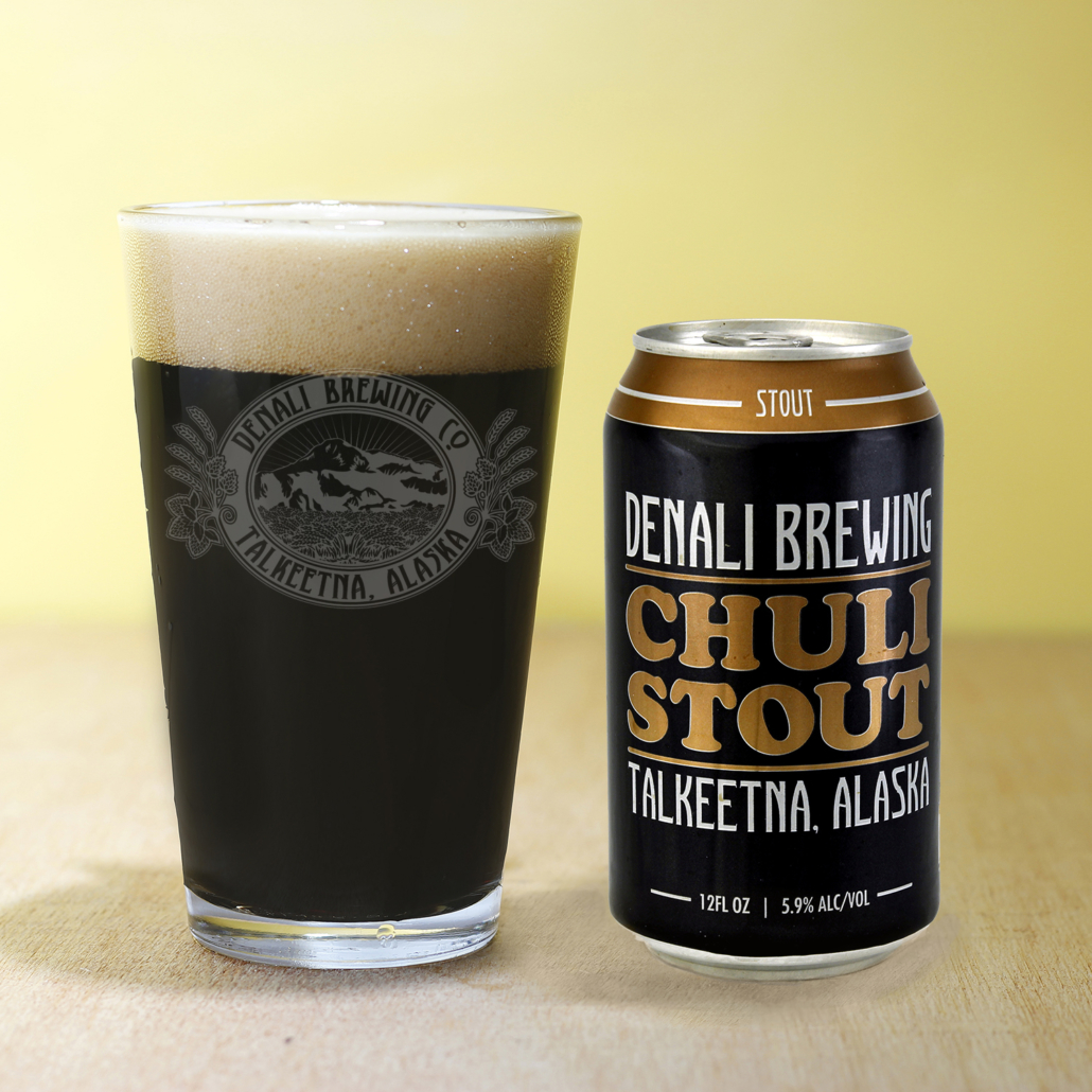 Chuli Stout - Denali Brewing