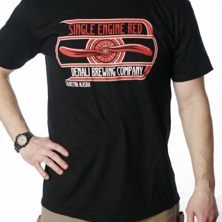 Single Engine Red T-shirt
