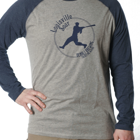 Louisville Sour Baseball Tee